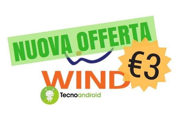 Offerte Wind: 100 Minuti Digital può essere attivata fino al 2 ottobre