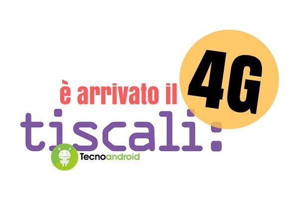 Tiscali: adesso anche il gestore virtuale possiede la propria rete 4G