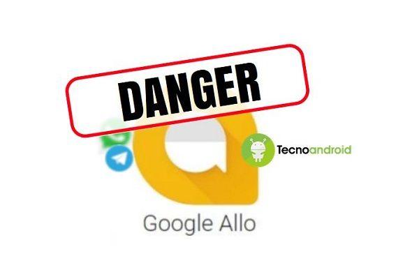 """Google Allo: """"Non usate l'app, è pericolosa!"""", parola di Edward Snowden"""