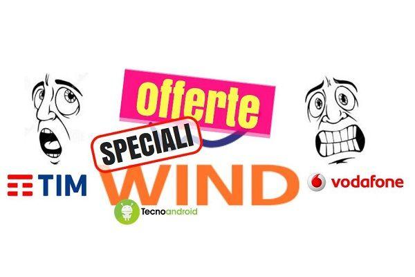 Wind tenta gli utenti TIM e Vodafone con nuove offerte