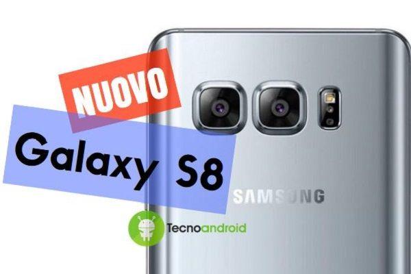 Samsung Galaxy S8: forse avrà una fotocamera da 30MP e 6GB di RAM