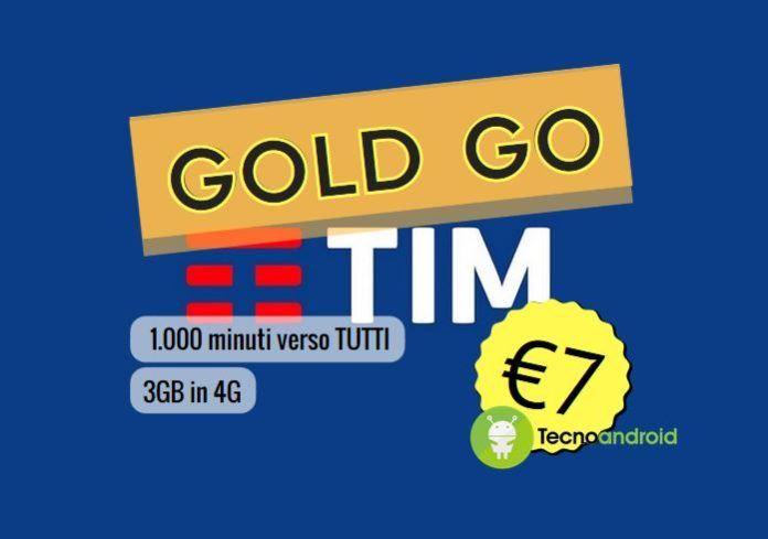 TIM Gold Go