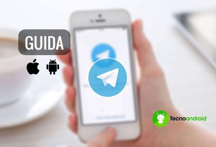 Guida Telegram: come nascondere l'ultimo accesso
