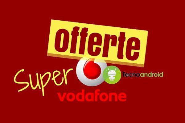 Vodafone Super: ecco 2 imperdibili offerte da attivare entro oggi 28/09