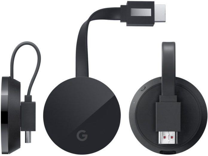Chromecast Ultra Render