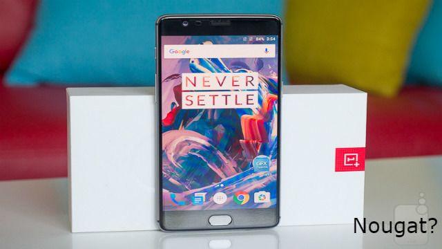 Nougat in test per OnePlus 3. Marshmellow su OnePlus X a breve!