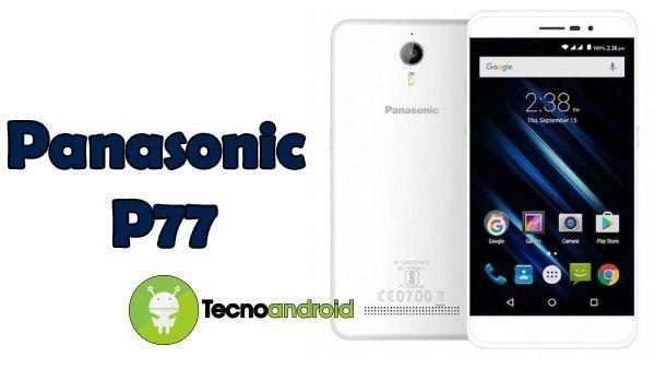 Panasonic P77