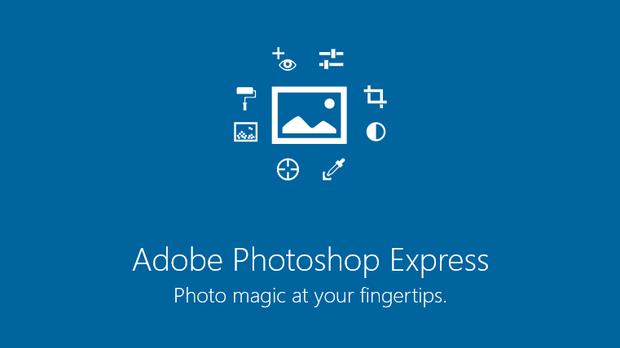 Photoshop Express: nuova interfaccia utente per il programma di fotoritocco