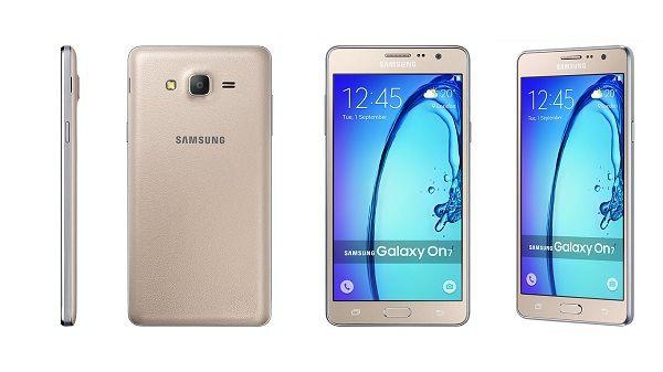 Il nuovo smartphone Samsung SM-G5510 fa la sua comparsa su Zauba