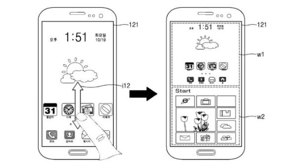 Samsung: nuovo smartphone con Windows ed Android?