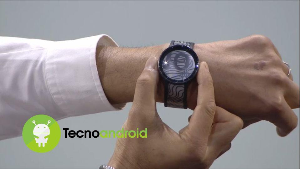 Sony presenta un fantastico smartwatch ad IFA Berlino 2016