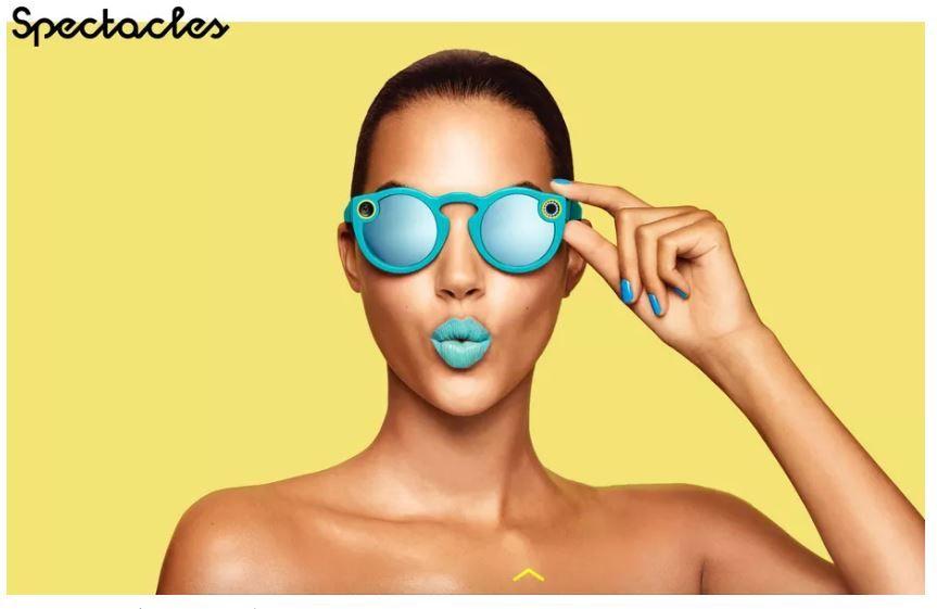 Spectacles di Snapchat: occhiali da sole smart e alla moda