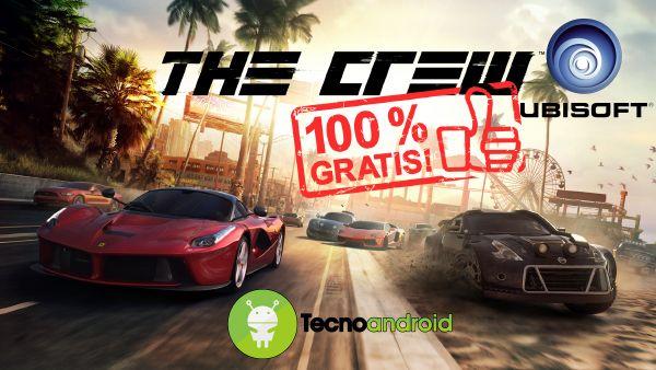 """Ubisoft compie 30 anni di vita e regala il gioco d'auto """"The Crew"""""""
