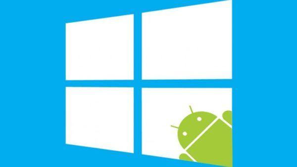 Samsung potrebbe presentare uno smartphone con Windows 10 e Android