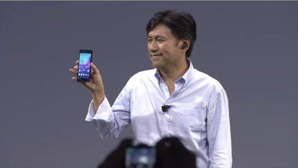 Sony Xperia XZ flagship