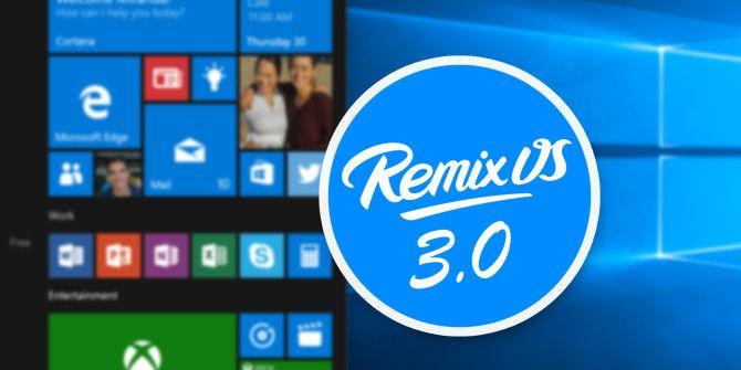 Remix OS 3.0 si aggiorna via OTA per la versione PC