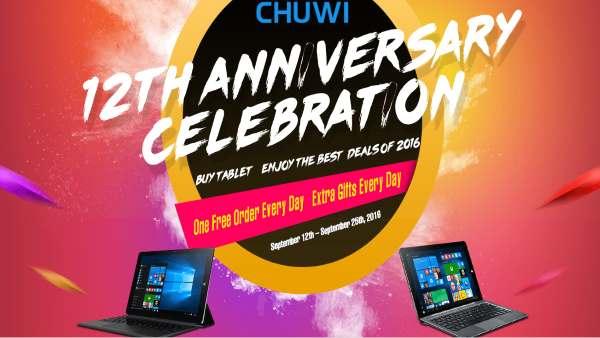 Promozioni vantaggiose su tablet Chuwi