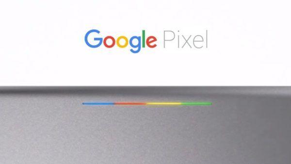 Il nuovo logo dei Google Pixel, che manderanno in pensione i Nexus