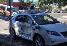 Auto a guida autonoma di Google