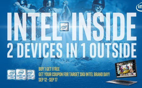 Gearbest e Intel insieme per un fantastico 2×1 e tanti coupon sconto!