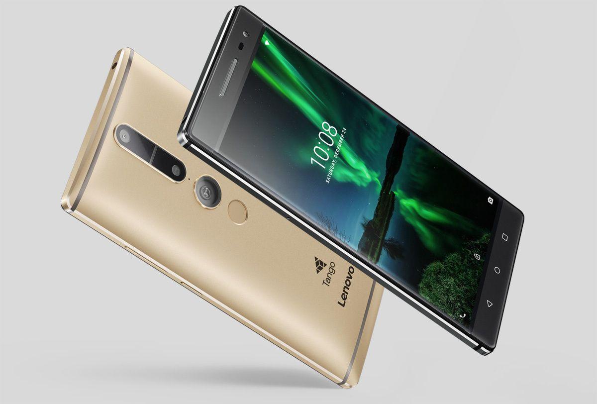 Lenovo Phab2 Pro: lo smartphone con Projcet Tango arriverà a Natale