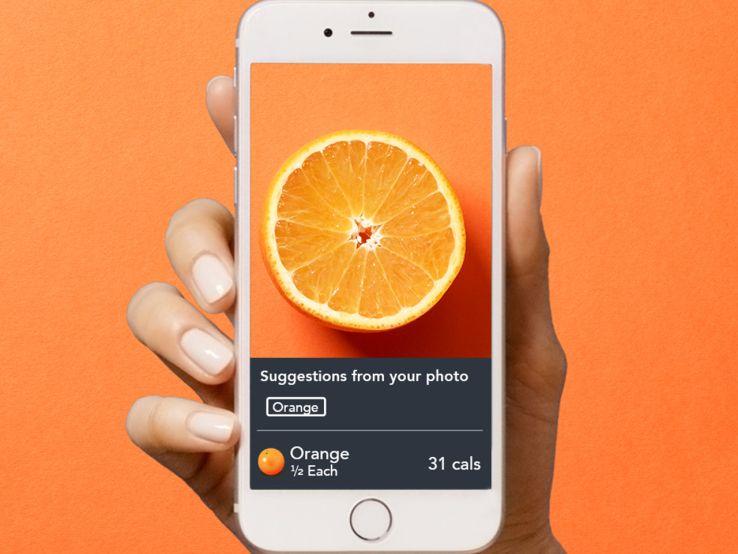 Con Snap it ed una foto saprete subito quante calorie mangiate