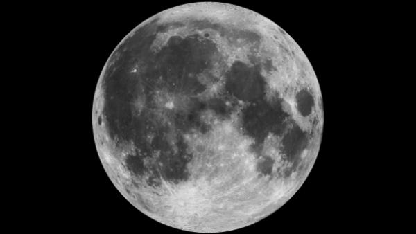 La Luna nacque dal mantello della Terra