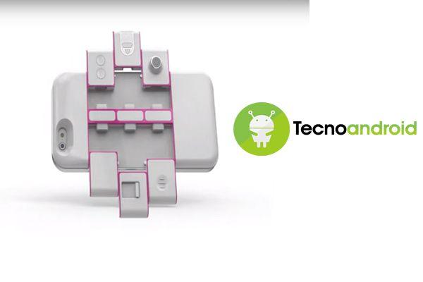 Nexpaq prossima a rilasciare un vero telefono modulare