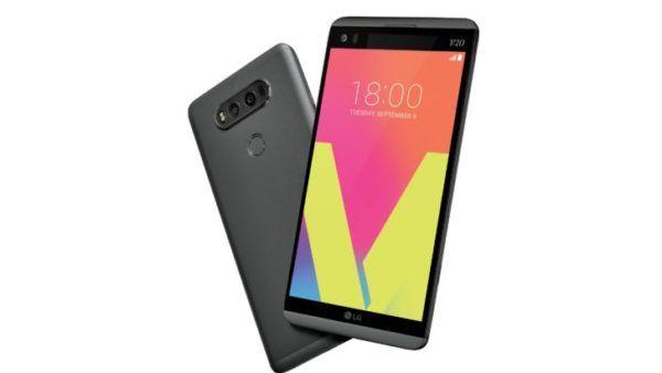 LG V20 è ufficiale