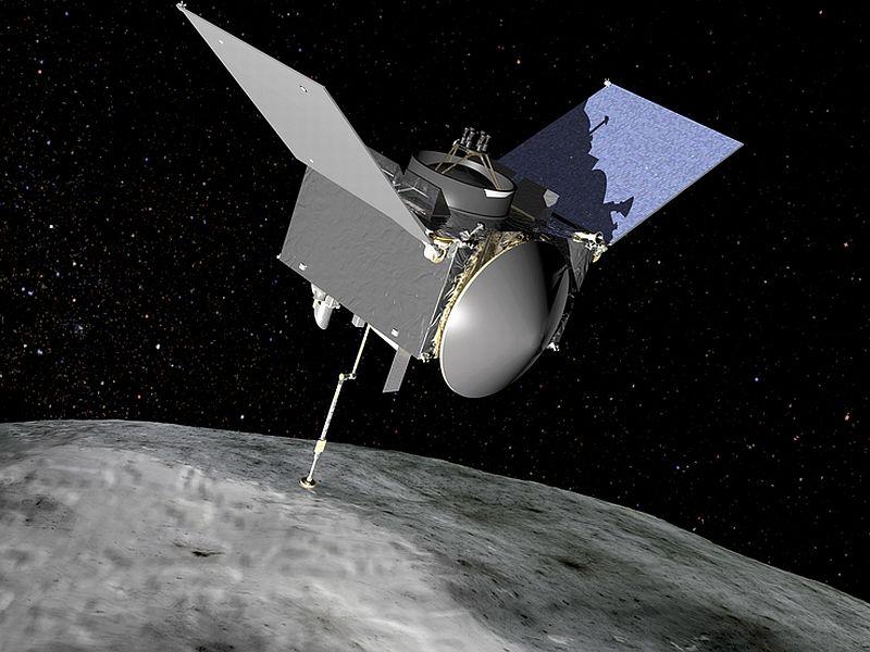 Osiris-Rex: parte la missione della NASA per raggiungere l'asteroide Bennu