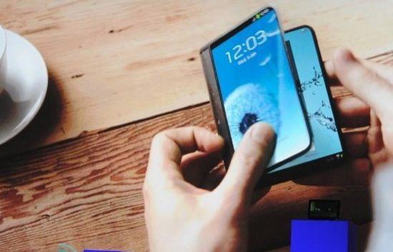 Samsung: in arrivo un tablet pieghevole con tastiera