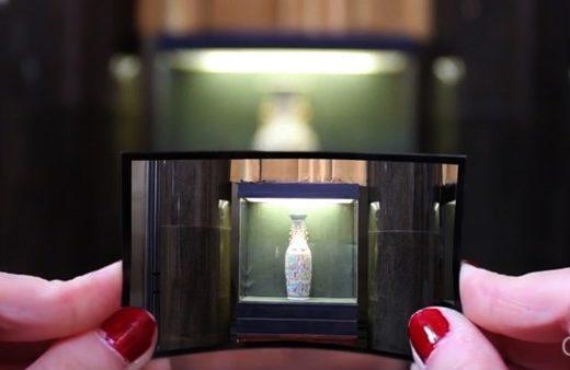 La fotocamera flessibile potrà essere avvolta intorno agli oggetti e catturare immagini a 360°