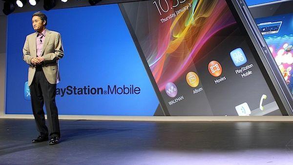 Sony si lancerà a capofitto sul mercato mobile