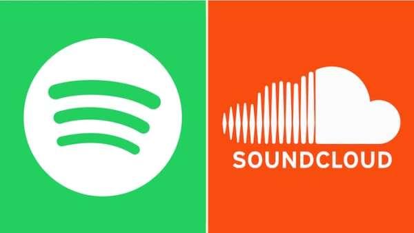 Spotify compra Soundcloud, le trattative sono in fase avanzata