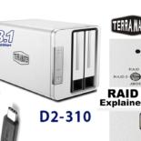 Terramaster D2-310