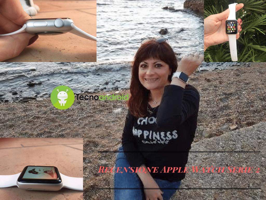 Apple Watch Serie 2, lo smartwatch se si ama l'acqua