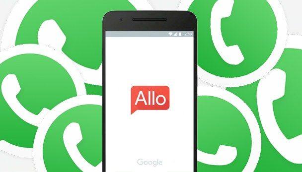 Google Allo vs. WhatsApp: che cosa è meglio?