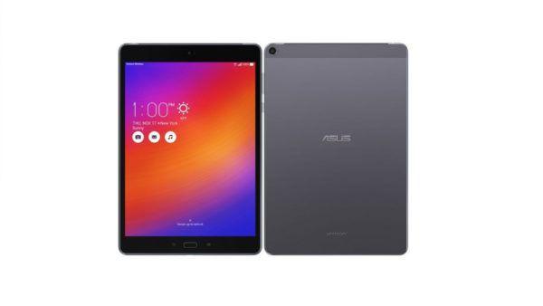 Il nuovo ZenPad 10 di Asus nella colorazione Slate Grey
