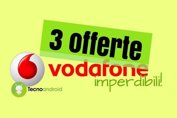 Vodafone lancia la fibra a 1 Gbit/s