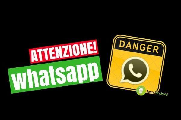 WhatsApp: truffa