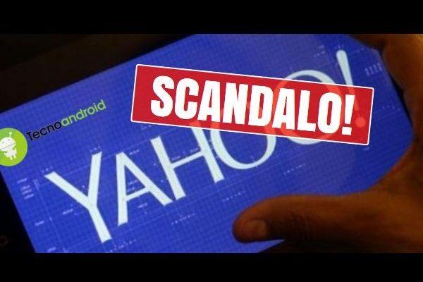 Nuova bufera su Yahoo, milioni di mail girate ai servizi segreti americani