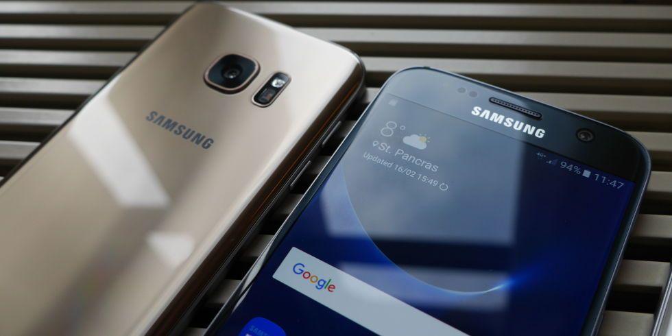 Galaxy S8 monterà scanner dell'iride e doppia fotocamera