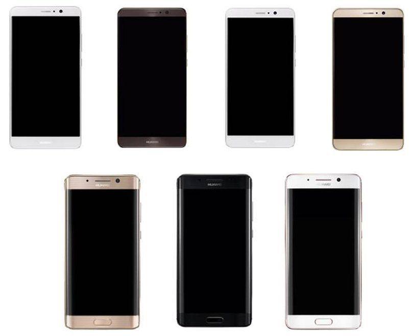 Huawei Mate 9 sarà davvero la copia di Galaxy S7?