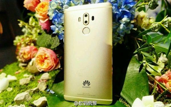 Huawei Mate 9, prime Immagini Reali