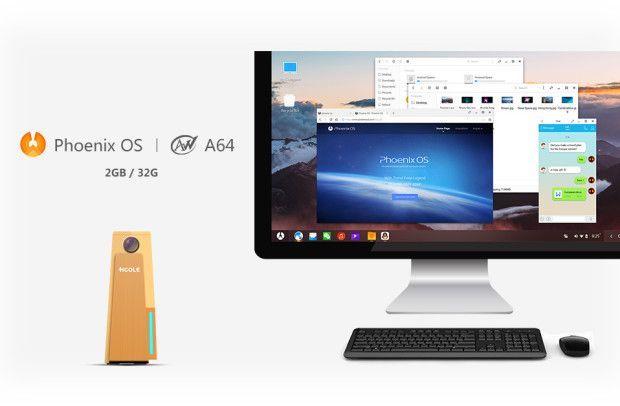 Gole2 Mini PC