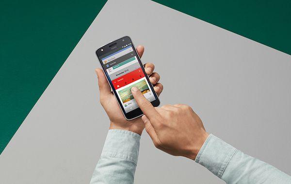 Motorola: ecco l'elenco degli smartphone che si aggiorneranno ad Android Nougat