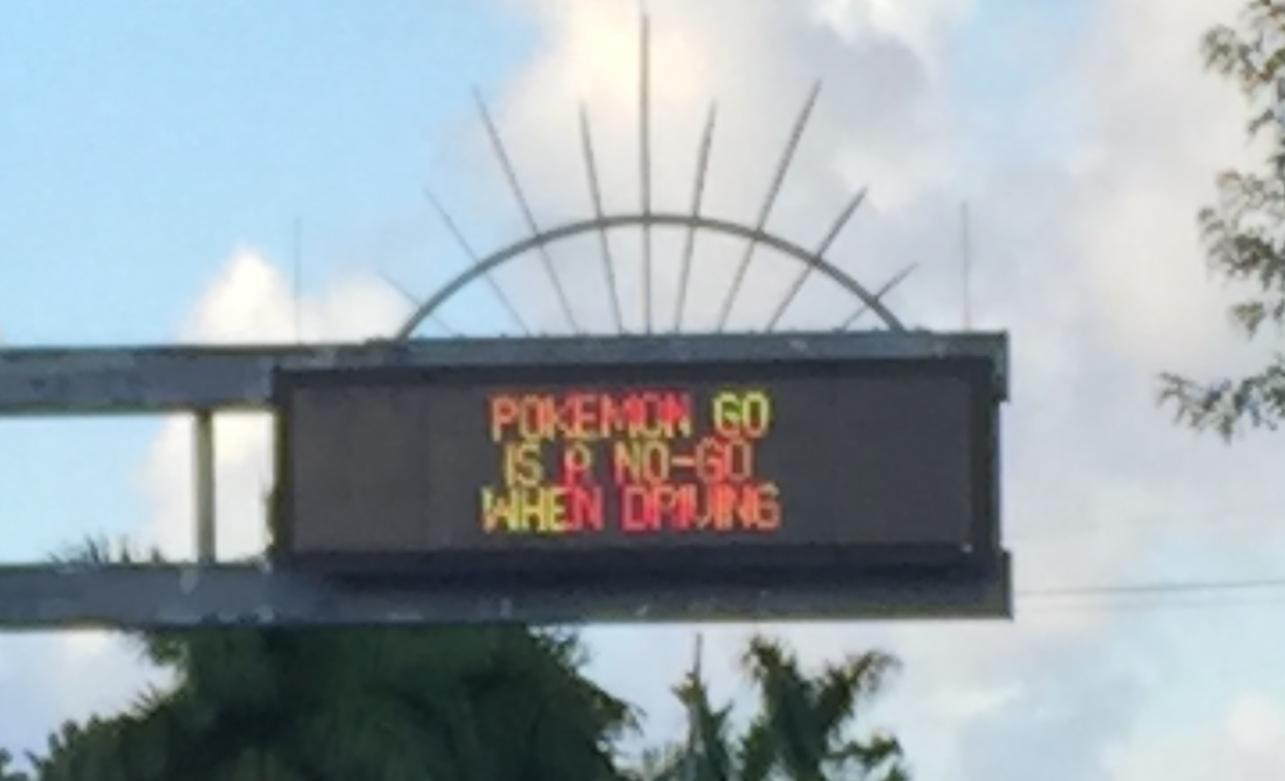 Pokémon GO: con il prossimo update sarà impossibile giocare in auto