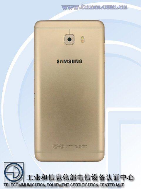 Samsung Galaxy C9 ottiene la Certificazione TENAA