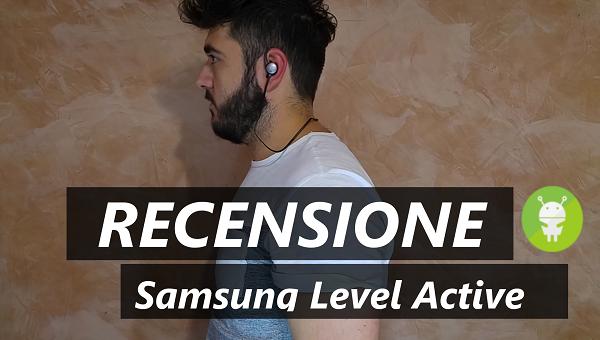 Samsung Level Active Recensione