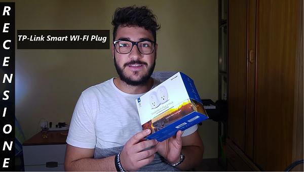 TP-Link Smart Plug WI-FI Recensione
